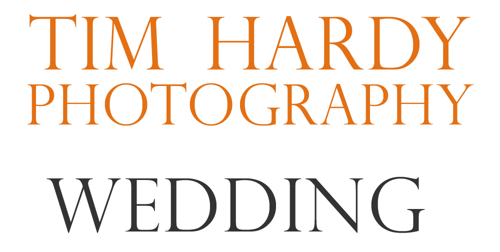 Tim Hardy Wedding Photography